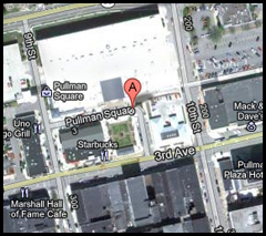 Click Here for Driving Directions to Pullman Square