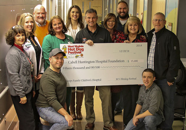 Hot Dogs Benefit Hospital - Click to Read